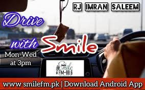 Drive with Smile with Imran